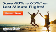 Airfare Savings