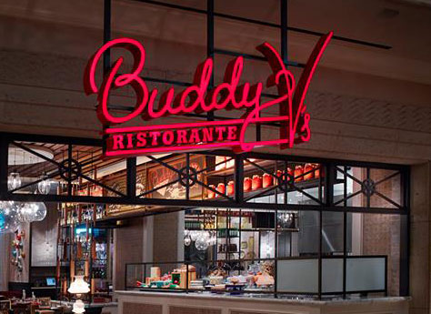 Buddy Vs Las Vegas Nv Italian Restaurants Make