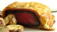 Beef En Croute Wellington