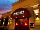 Morton's The Steakhouse Anaheim