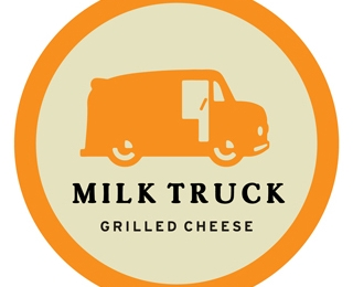 Milk Truck Grilled Cheese