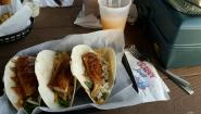 Fish tacos - Mahi Mahi blackened